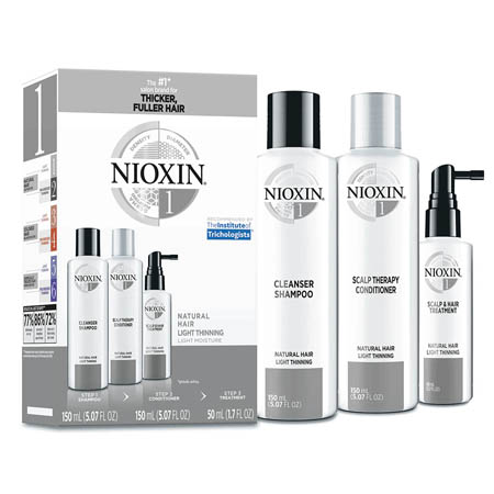 Nioxin Hair Products - Pensacola, Hair Extensions by Gricelda