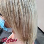 Gallery Before 101 - Hair Extensions by Gricelda