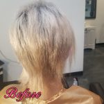 Gallery 105 - Before - Hair Extensions by Gricelda