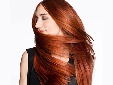 Redken Red Hair, Hair Color